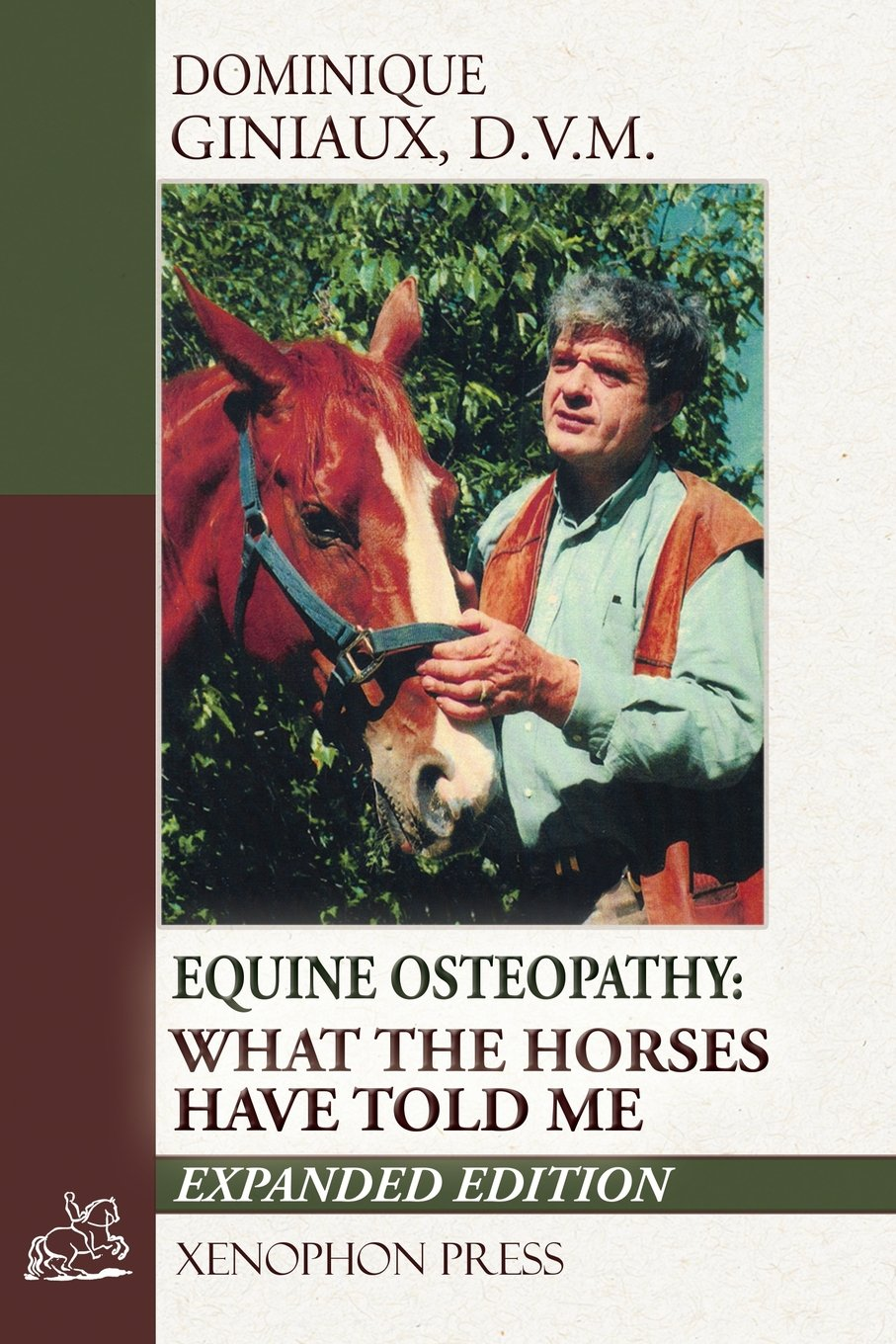 Download Equine Osteopathy: What the Horses Have Told Me PDF