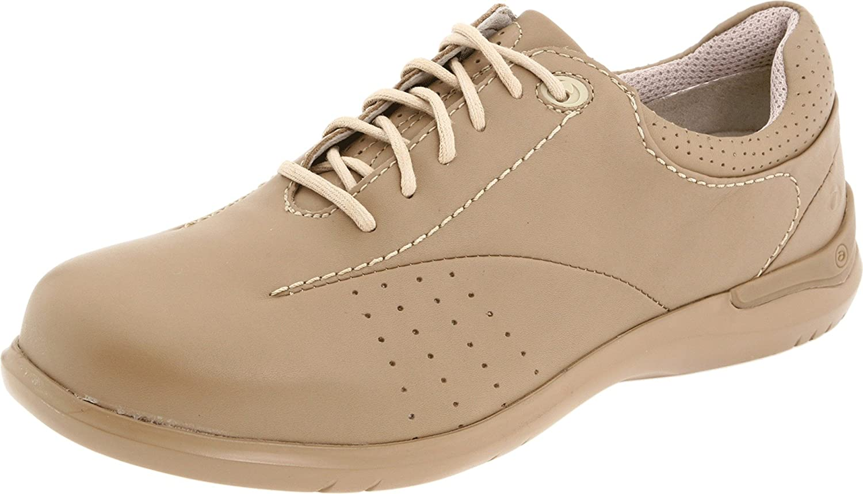 Aravon Women's WEF07SD Walking Shoe B001M7YVV4 7.5 M US|Sand Leather