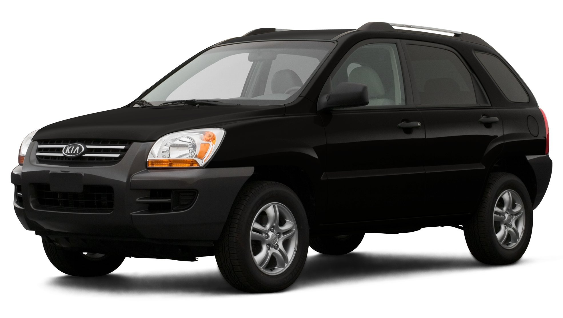 ... 2007 Kia Sportage LX, 2-Wheel Drive 4-Door 4-Cylinder Manual ...