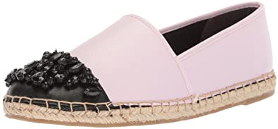 3bb6f54c32966f Circus by Sam Edelman Women s Linda Moccasin Light Pink Black 7 ...
