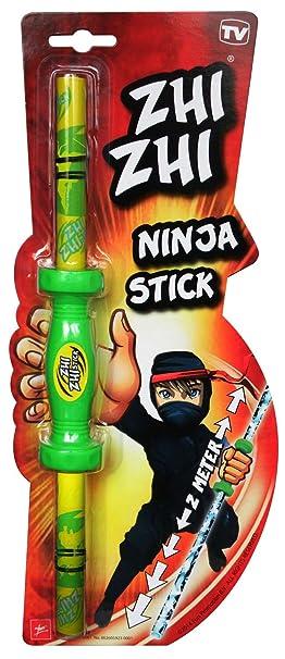 Fun Zhi Zhi Ninja Stick - Armas de Juguete (Palo Ninja de ...