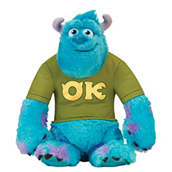 Amazon monsters university talkin sulley toys games monsters university talkin sulley voltagebd Image collections