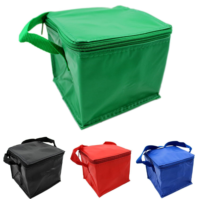 con espacio para hasta 4 latas de refresco Mochila t/érmica ideal para llevar el almuerzo a la escuela o al trabajo tama/ño mini