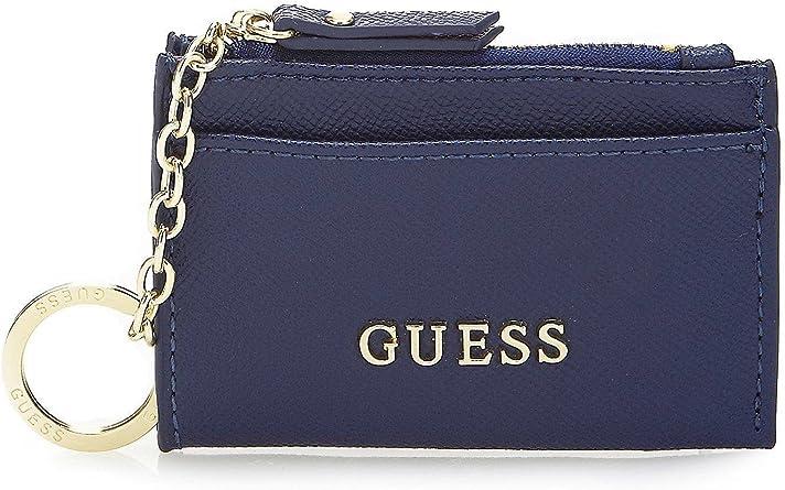 Guess - Estuche de llaves azul Size: 11,5x8 cm: Amazon.es: Zapatos y complementos