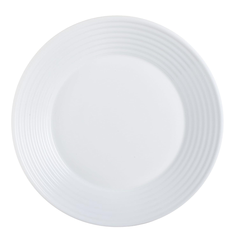 Luminarc Arc International Harena Dessert Plate (Set of 6), 7.25