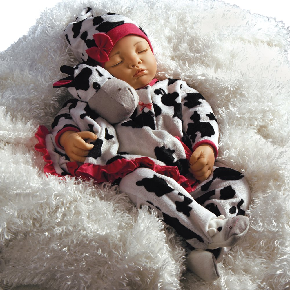 Paradise Galleries Over the Moooon Reborn Baby Doll