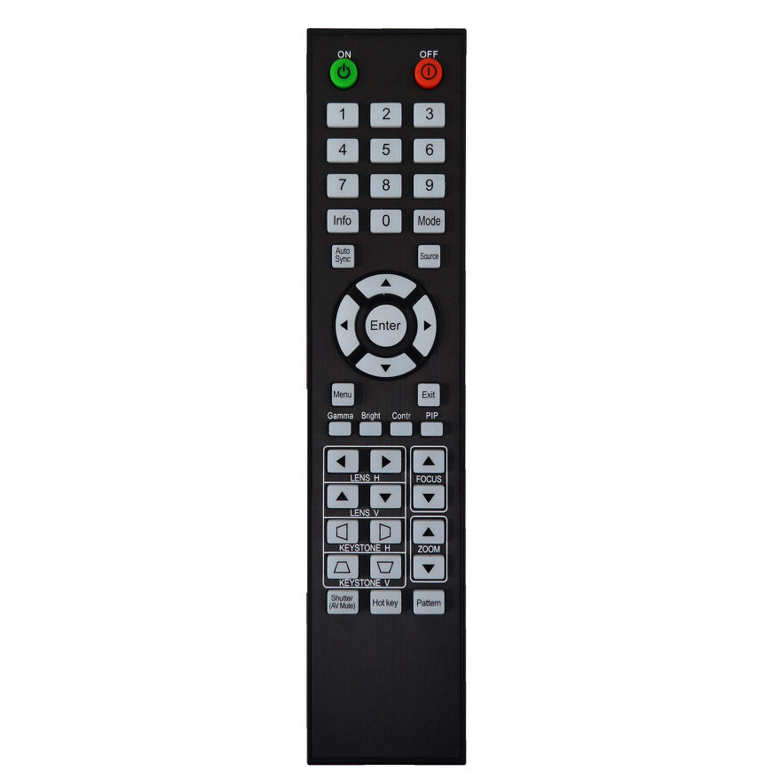 Eiki 45.78901G001 Remote Control for EK-800U Video Projector