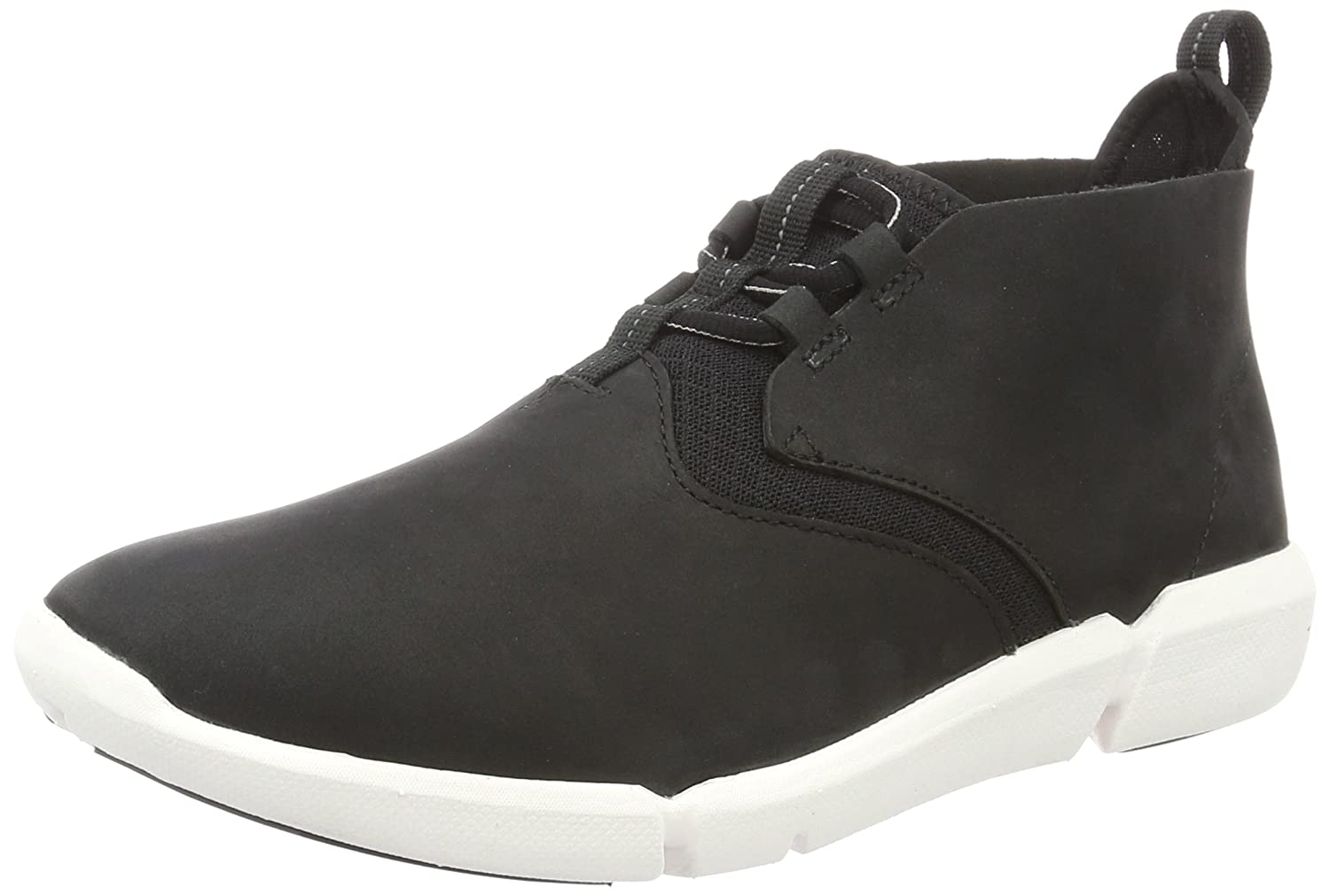 ec6d304a2 Clarks Men s Triken Active Low-Top Sneakers Black  Amazon.co.uk ...
