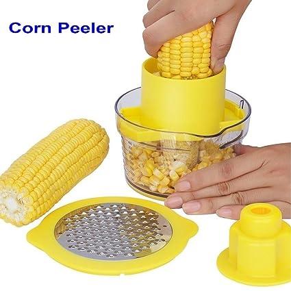 Amazon.com: Corn Peeler Corn Remover Kitchen Tools - Corn ...