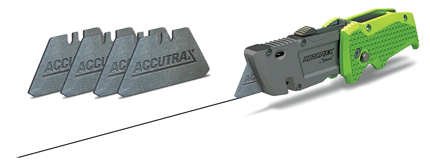Prazi USA PR-9862 Accutrax Pencil Blade