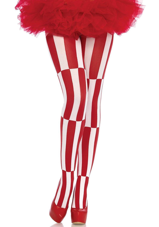 Leg Avenue womens Plus Optical Illusion Pantyhose 7904X