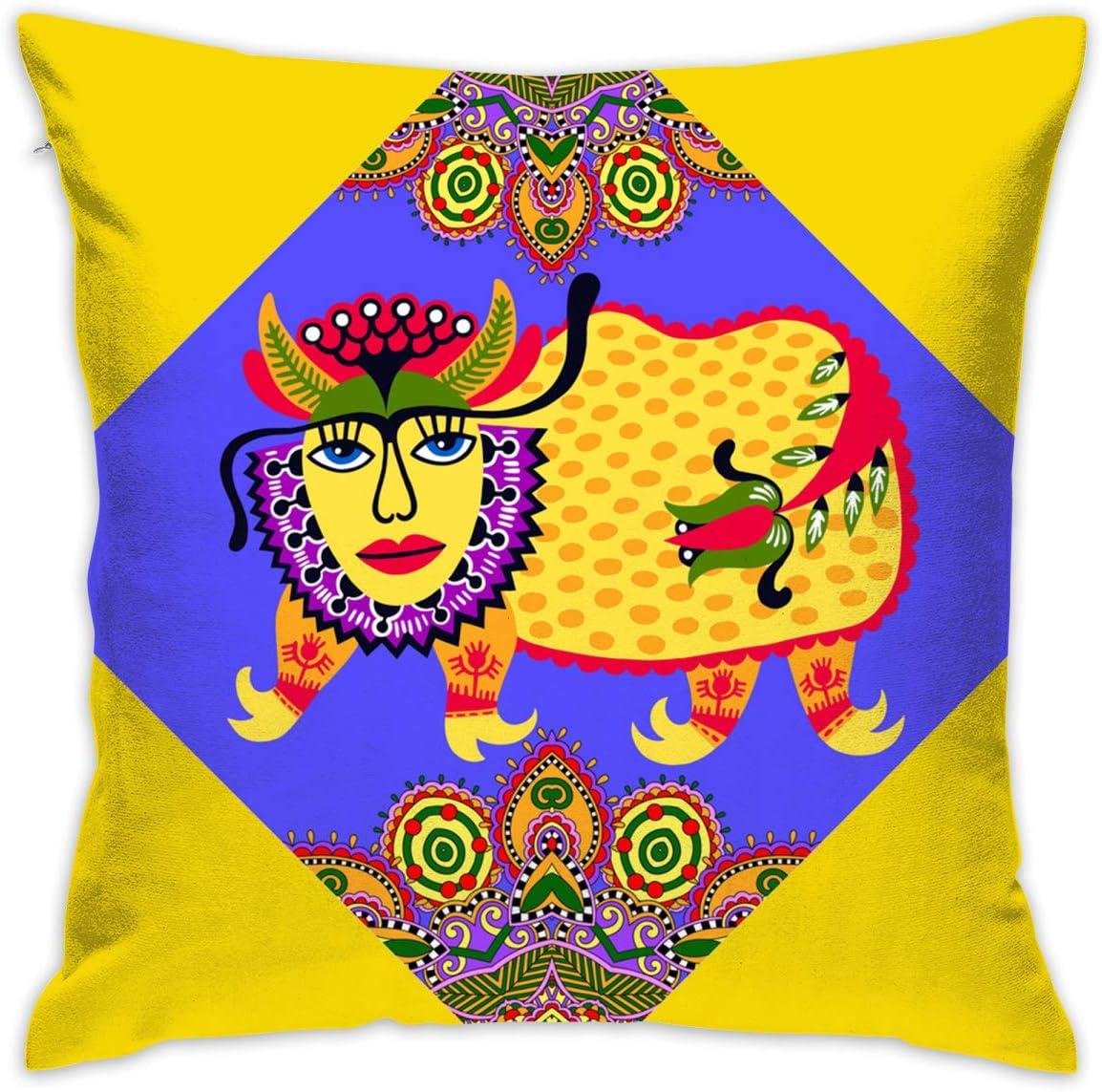XCOZU Cushion Covers Throw Pillows 18 X