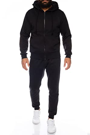 # Jako Kapuzenjacke Team Herren schwarz Kapuzenpullover Sweatshirt Hoodie