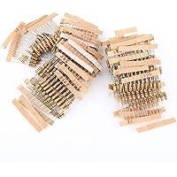 Kit de Resistor, Akozon 1000 unids 1/2 W1-10