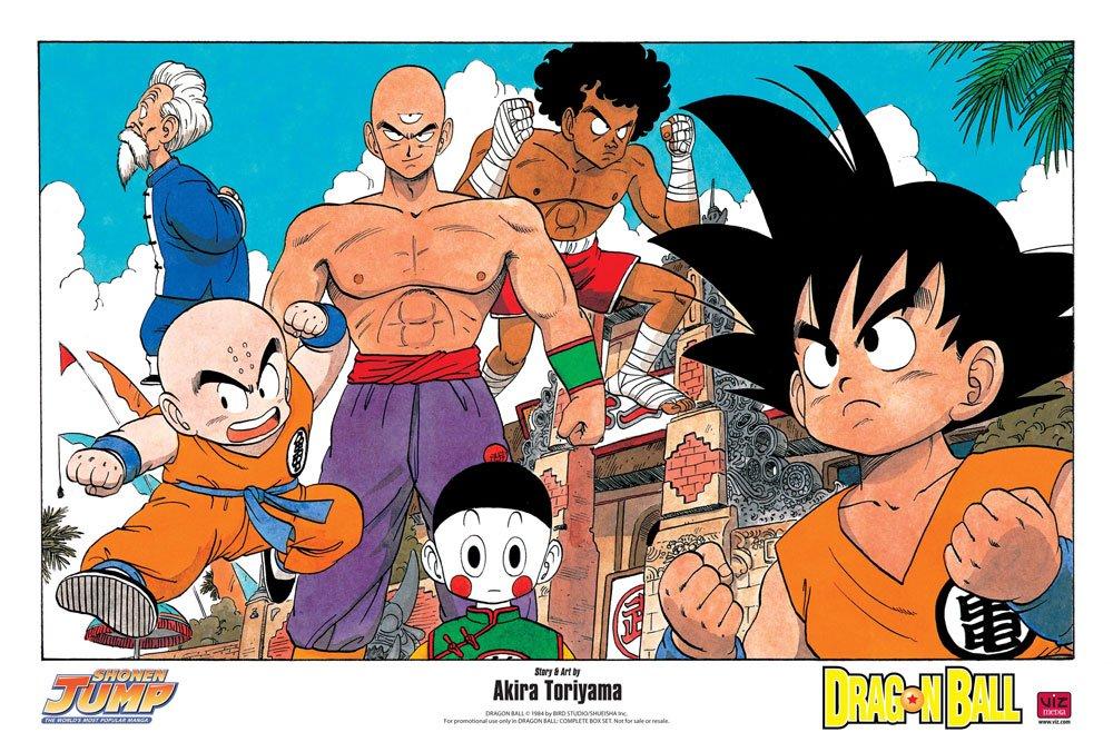 Dragon Ball Box Set Vol 1 16 Toriyama Akira Toriyama Akira 9781421526140 Amazon Com Books