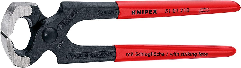 KNIPEX Kneifzange//Hammerzange 210 mm