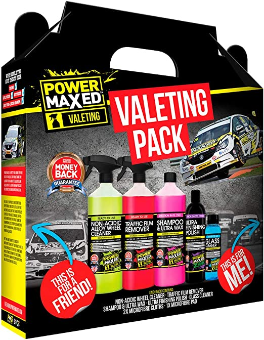 Meguairs Detailing Kit Bag    Car Wash Valeting Show Gifts For Him Her