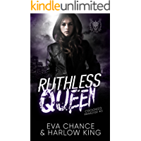 Ruthless Queen: An Enemies to Lovers Gang Romance (Crooked Paradise Book 3)