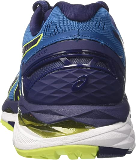 Asics Gel Kayano 23, Zapatillas de Running para Asfalto para Hombre, Azul (Thunder Blue/Safety Yellow/Indigo Blue), 39.5 EU: Amazon.es: Zapatos y complementos