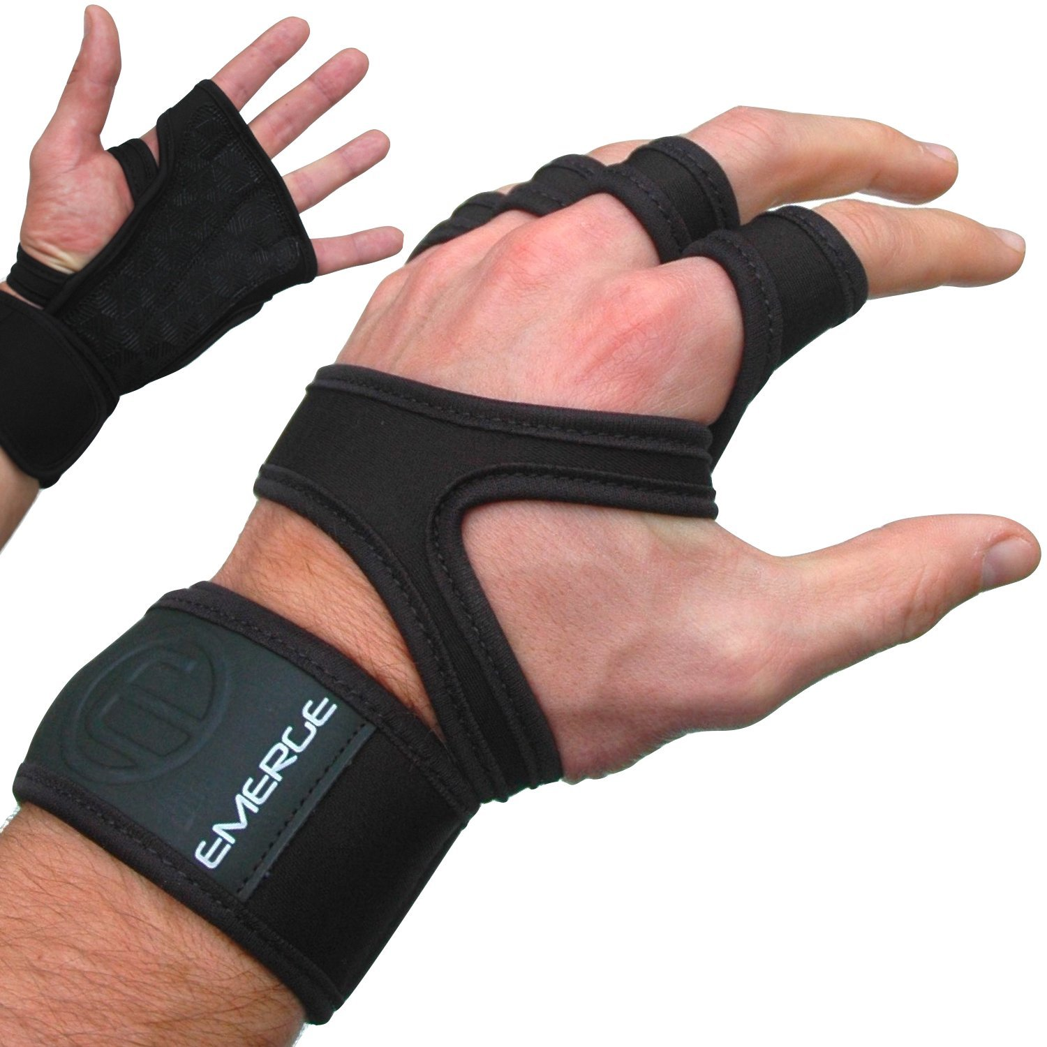 Emerge Fitness Pullup Gloves