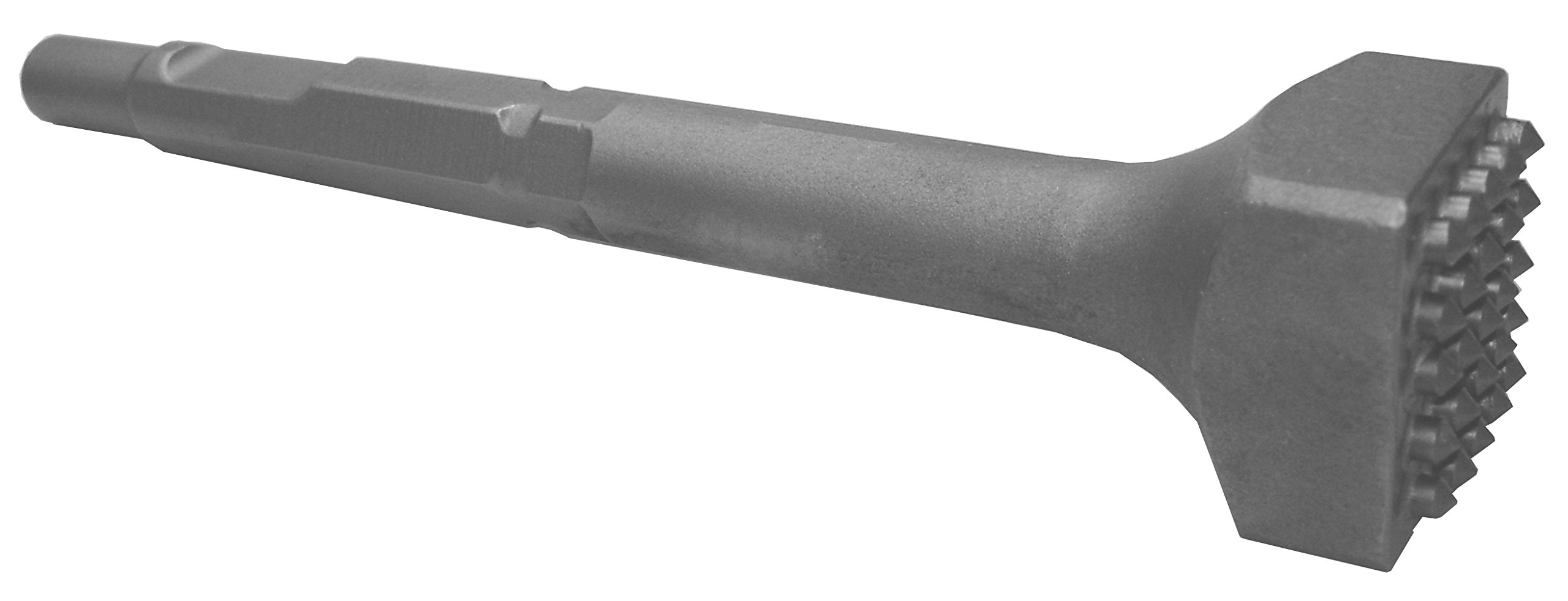 Champion Chisel, Spline or Rotary Shank Carbide Tipped Bushing Tool with 25 teeth