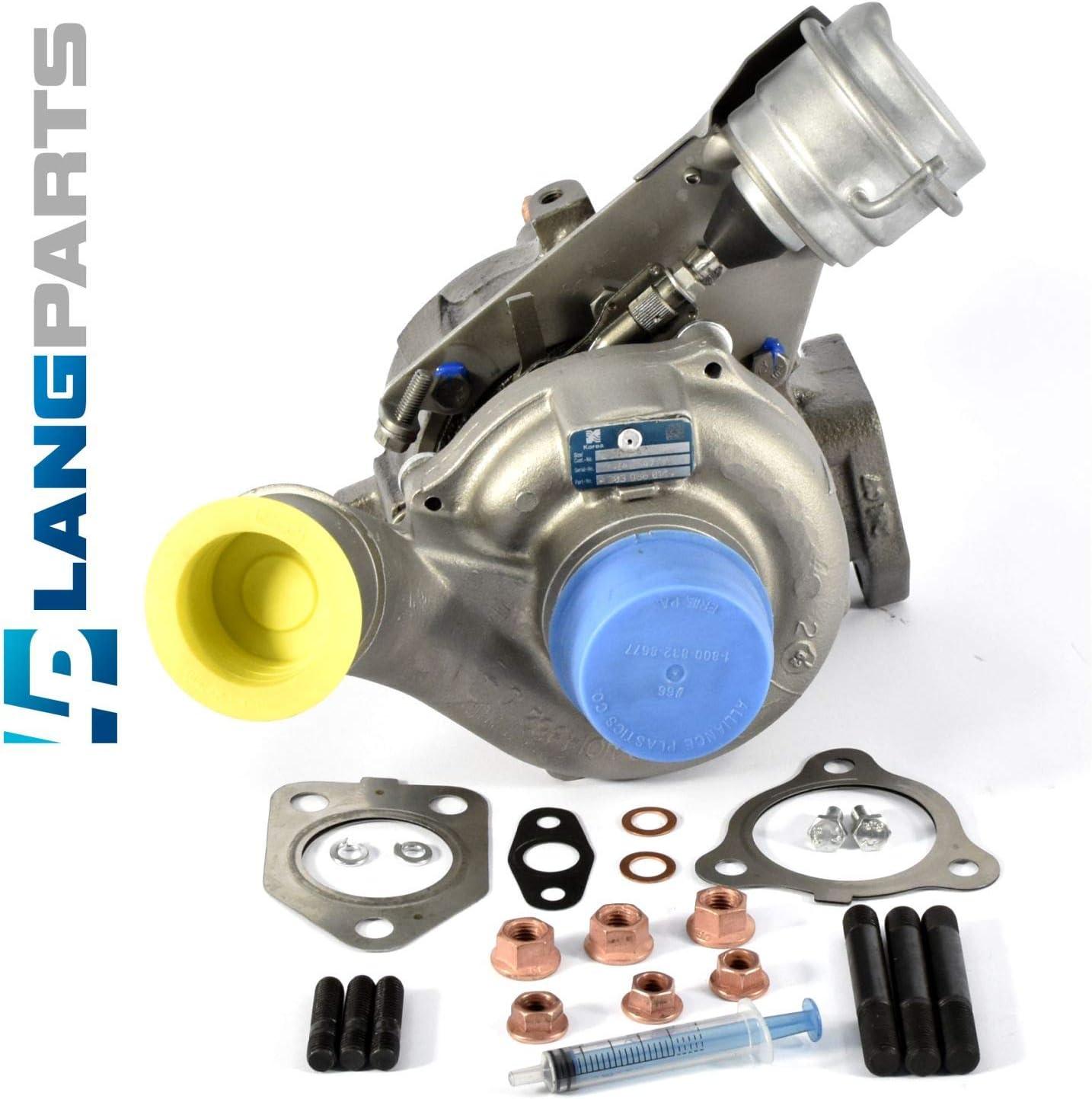 D4CB Turbolader 53039700122 mit Dichtungsatz Montagesatz Preis inklusive 100,00/€ Pfand