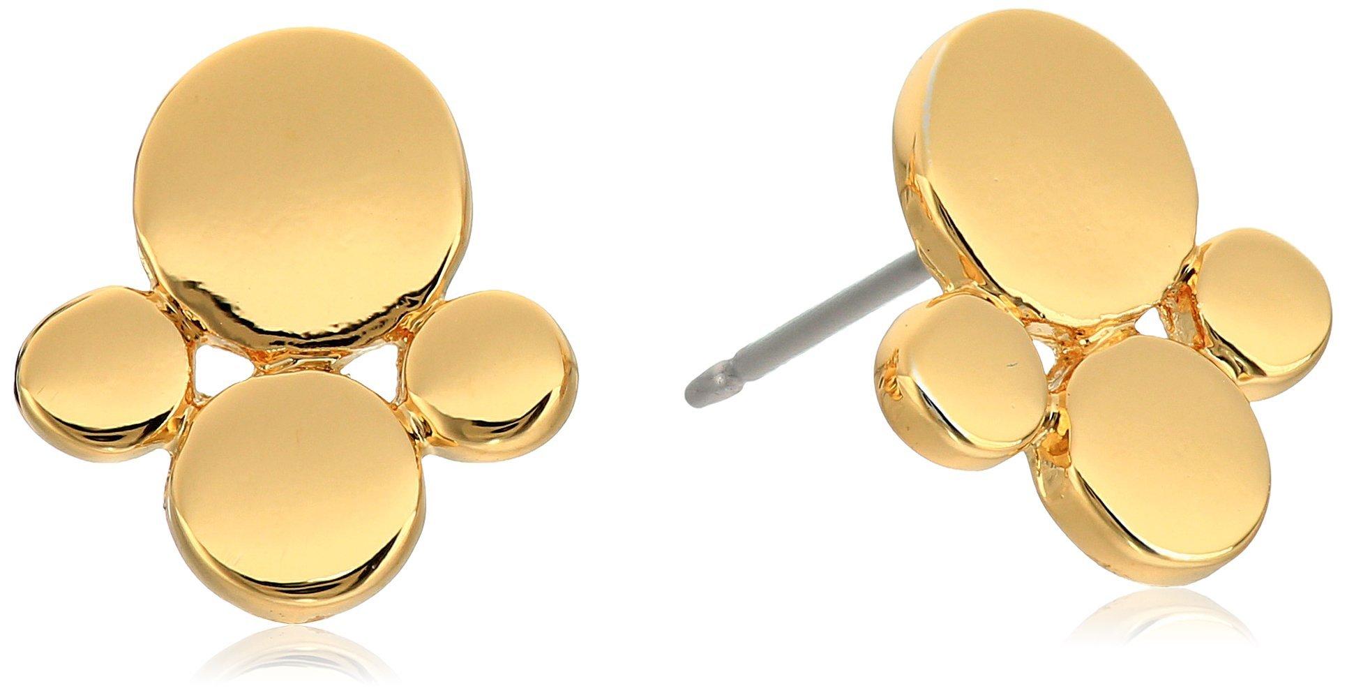 Diane von Furstenberg ''Summer Disco'' Circle Cluster Stud Earrings