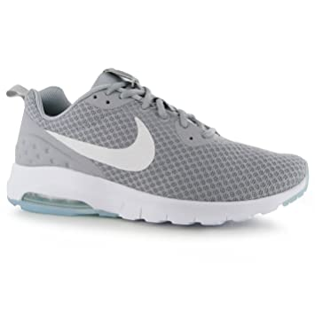 new cheap best website well known Nike Air Max Motion Lightweight Training Shoes Mens Grey/White ...