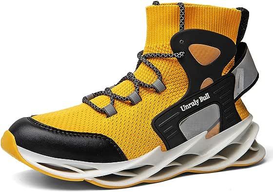 Zapatillas de Deporte clásicas con Cordones Star Fashion para Hombre Zapatillas de Running para Hombre Zapatillas para Hombre Tenis para Correr para Hombre Zapato de Skate para Adulto: Amazon.es: Zapatos y complementos
