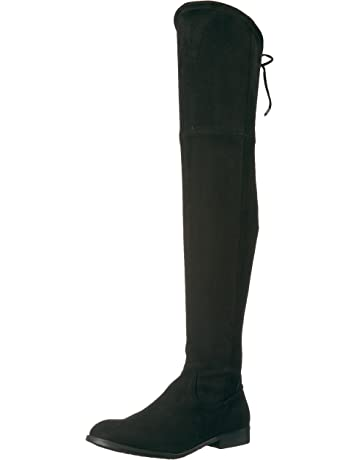 ee2b4e2bf Women's Over the Knee Boots   Amazon.com