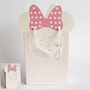 Detalle Caja Compradores Sobres Minnie Disney Rosa Set 20 piezas ...