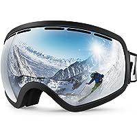 ZIONOR Lagopus X10 Ski Snowboard Snow Goggles