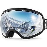 ZIONOR X10 ski goggles