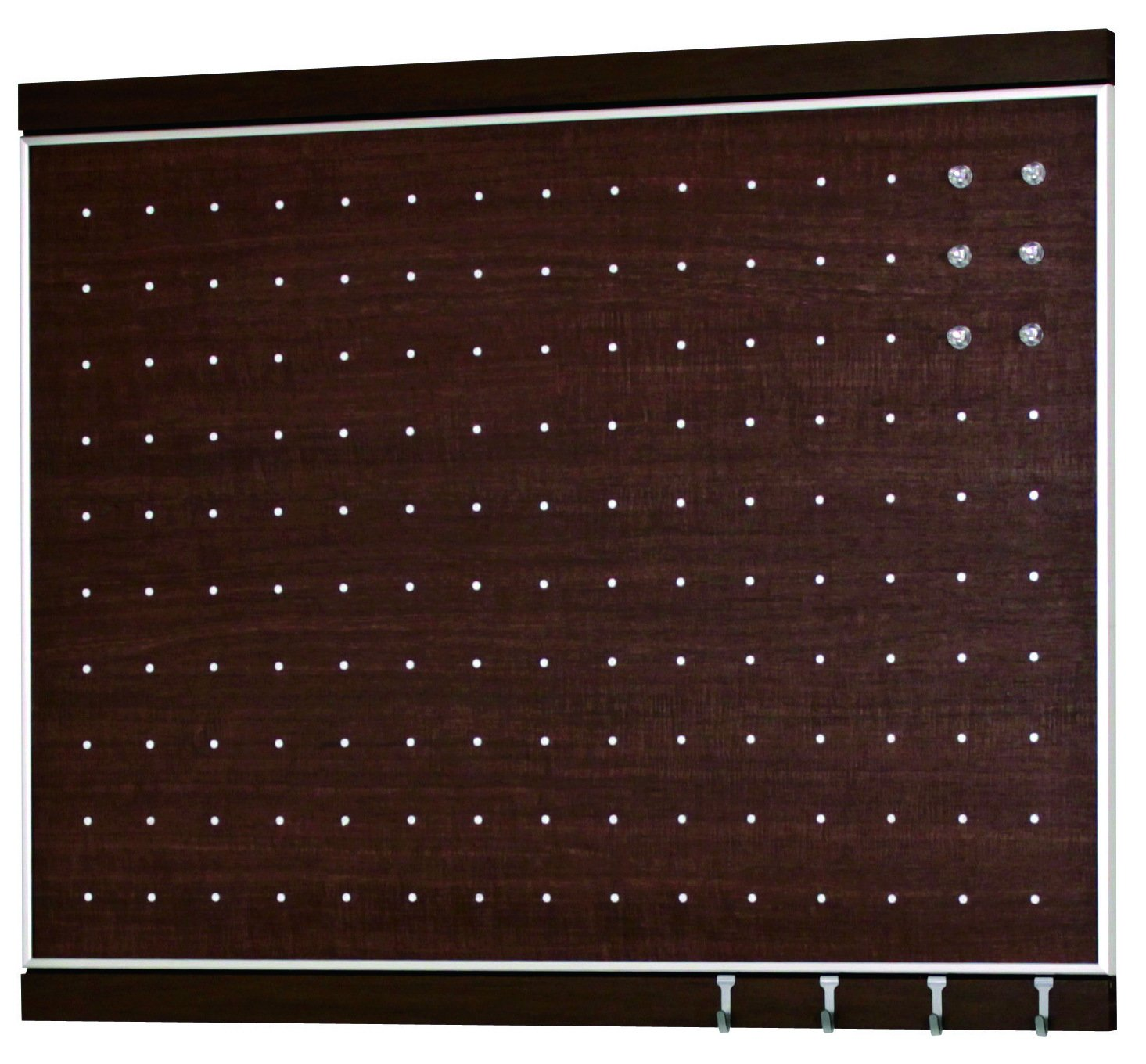 ベルク 【日本製インテリアボード】 フック付きマグボード 450×600 セピア MR4055   B00N4WO06Q