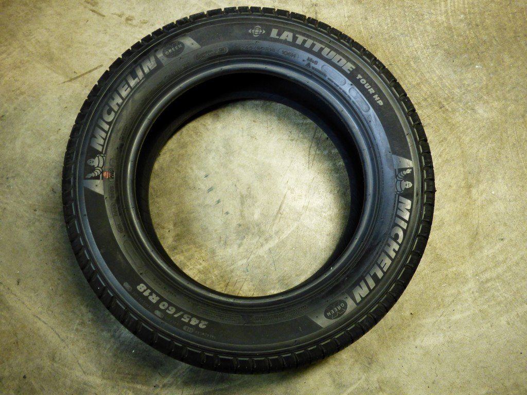 Michelin Bopper Performance Front/Rear Scooter Motorcycle Tires - 120/70L-12 by MICHELIN