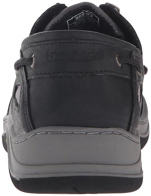 Sebago B243611 - Mocasines de Piel Hombre, Color Marrón, Talla 38 EU: Amazon.es: Zapatos y complementos