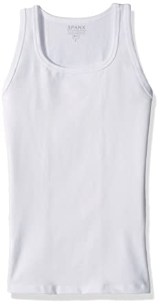 0f697a8f1456f SPANX Men s Cotton Compression Tank at Amazon Men s Clothing store
