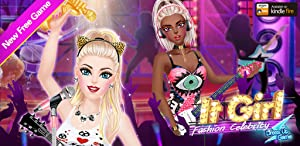 It Girl - Fashion Celebrity & Dress Up Game by LiBii