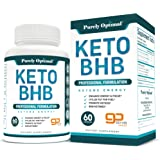 Premium Keto Diet Pills - Utilize Fat for Energy with Ketosis - Boost Energy & Focus, Manage Cravings, Support Metabolism - K