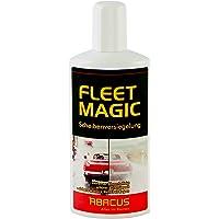 ABACUS Fleet Magic 250 ml (4046) - Scheibenversiegelung Glasversiegelung Windschutzscheiben-Versiegelung Scheiben Glas Regenabweiser Wasserabweiser unsichtbarer Scheibenwischer Abperleffekt