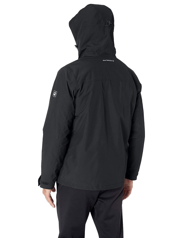 Jack Wolfskin Mens West Harbour Jacket
