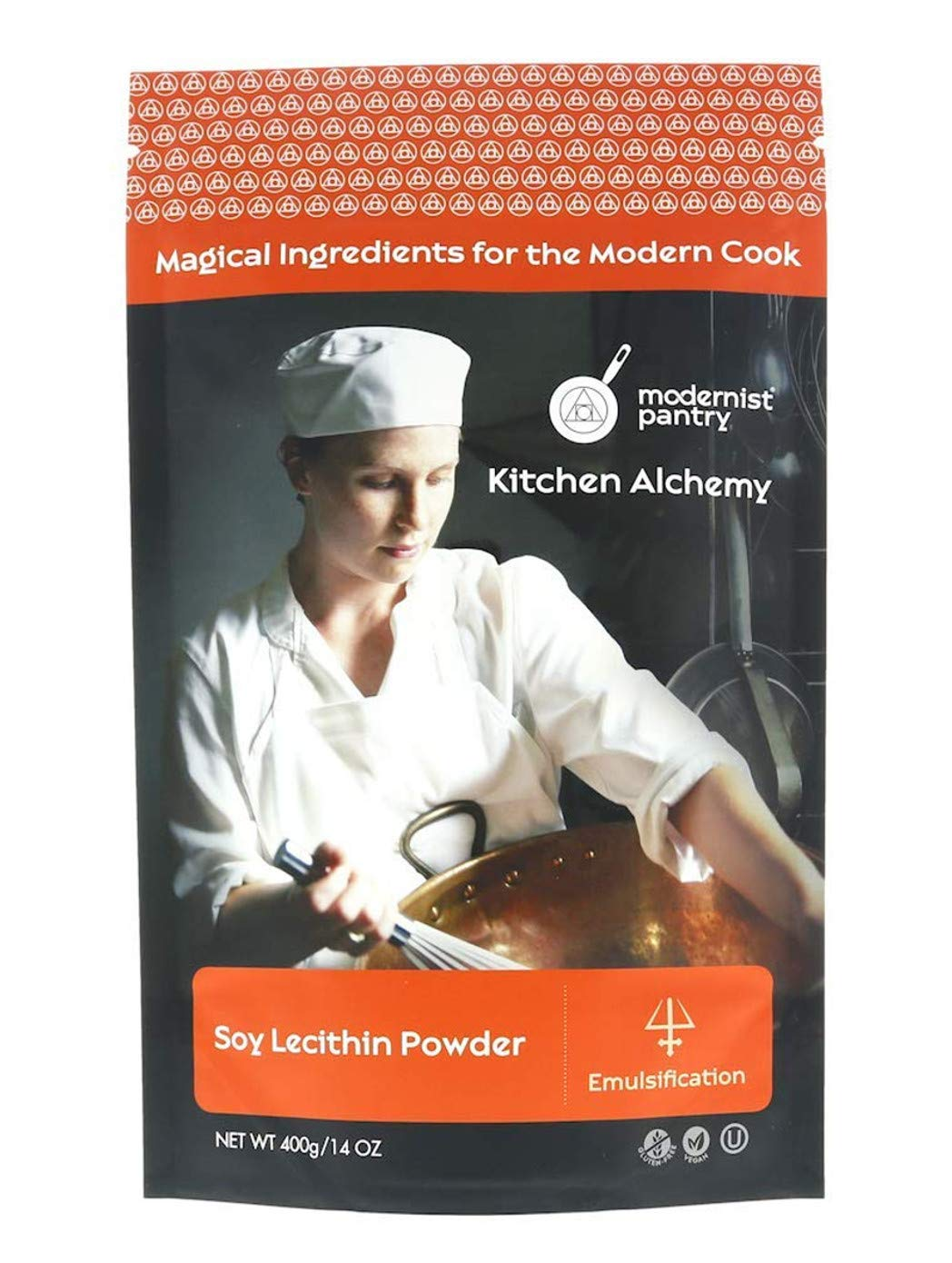 Mighty Fast Herbal Infuser with Modernist Pantry Food Grade Soy Lecithin by High & Mighty (Image #8)