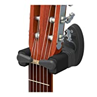 CANTUS Guitar Wall Mount Hanger Hook with Automatic Lock for Electric Acoustic Guitars Bass