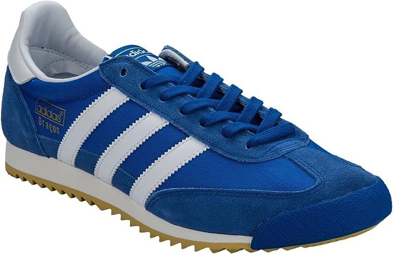 adidas originals dragon homme bleu