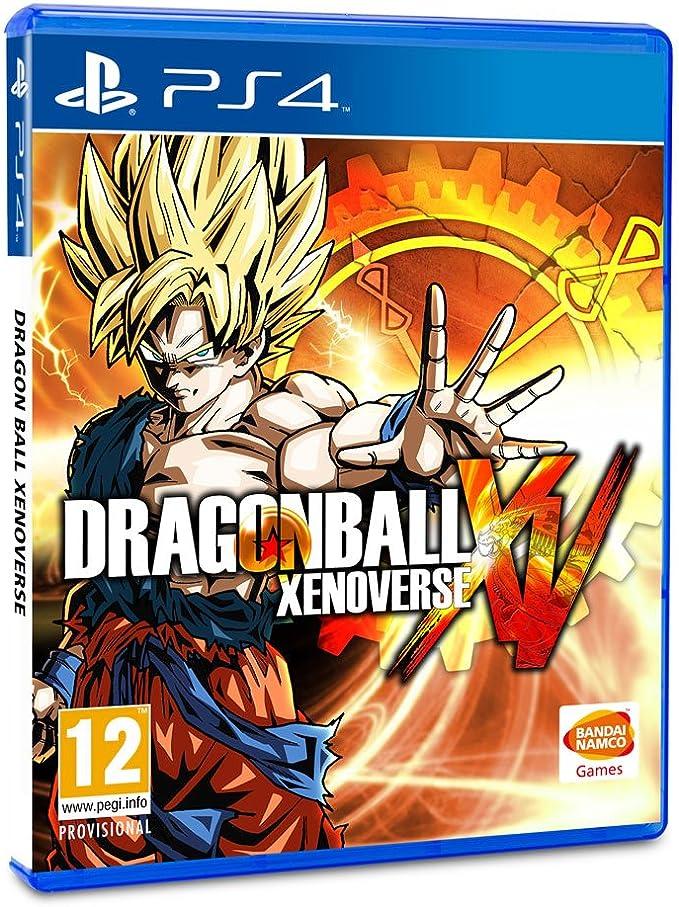 Dragon Ball: Xenoverse [Modelo antiguo]: Amazon.es: Videojuegos