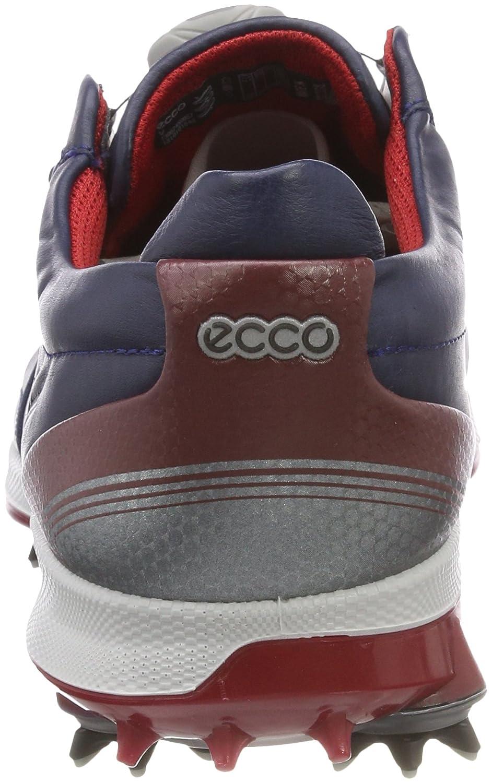 55396649c Zapatillas de golf ECCO Biom G2 Boa Gore-TEX para hombre True Navy   Brick