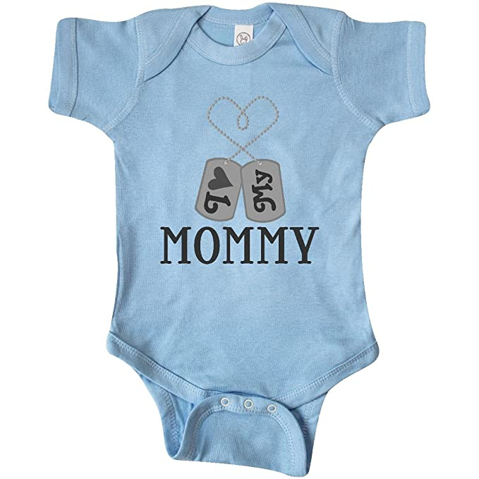 Inktastic Mommys 1st Mothers Day-cute Baby Bear Infant Creeper Kids Cute