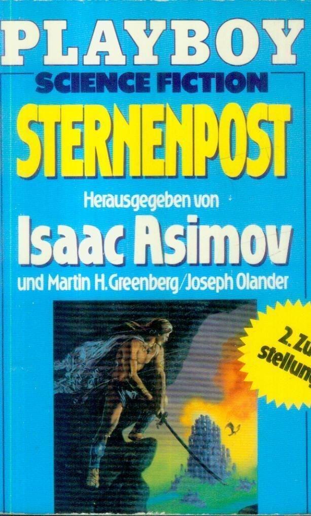 Isaac Asimov/Greenberg/Olander (Hrsg.) - Sternenpost. 2. Zustellung
