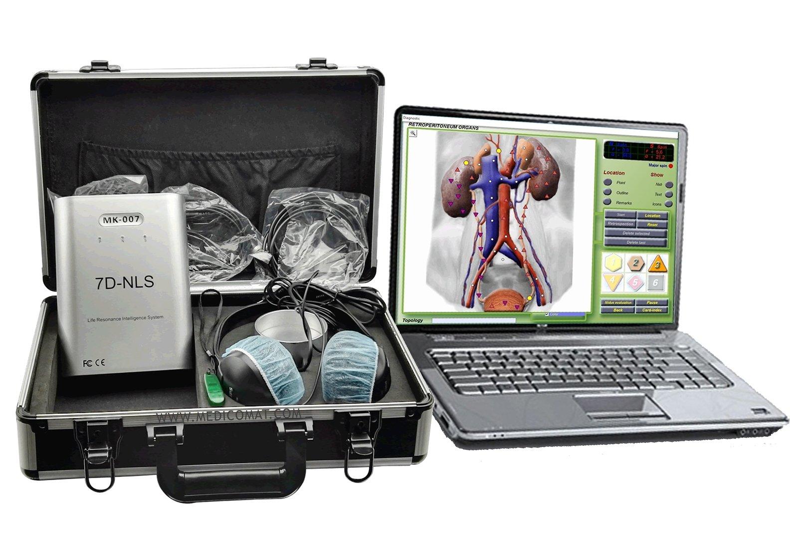 Wellness Centre Medicomat-36 7D NLS Wellness Computer