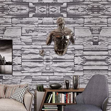Multiware Wallpaper Roll 3d Victorian Damask Luxury Embossed Wall